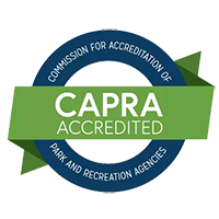 Bismarck Parks has become Nationally Accredited by CAPRA