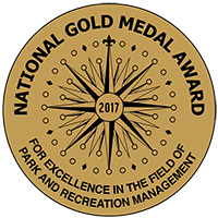 Bismarck Parks and Recreation District Gold Medal Finalist