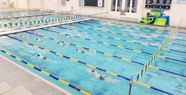 Bsc Aquatic Amp Wellness Center Bismarck Parks Amp Recreation