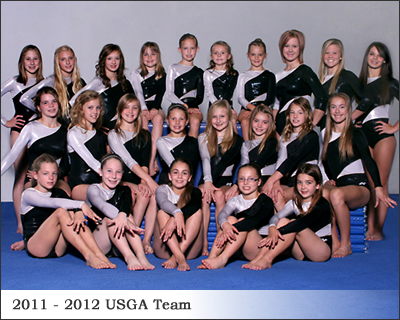 Bismarck Gymnastic Photo