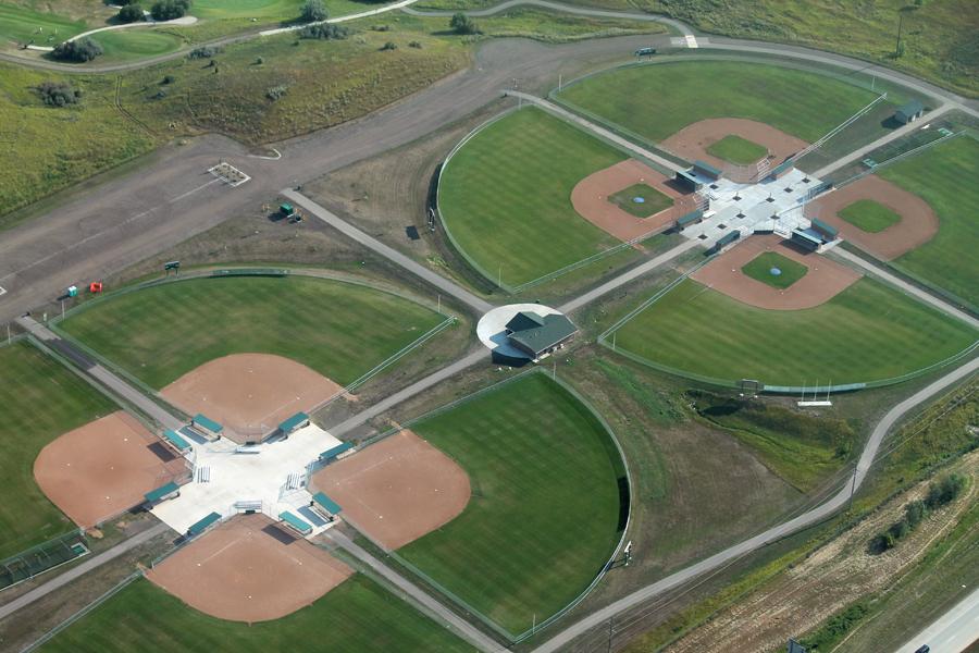 2013 Scheels COmplex Aerial
