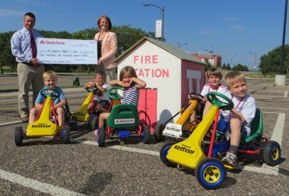 2014-Safety-VIllage-State-Farm-Donation