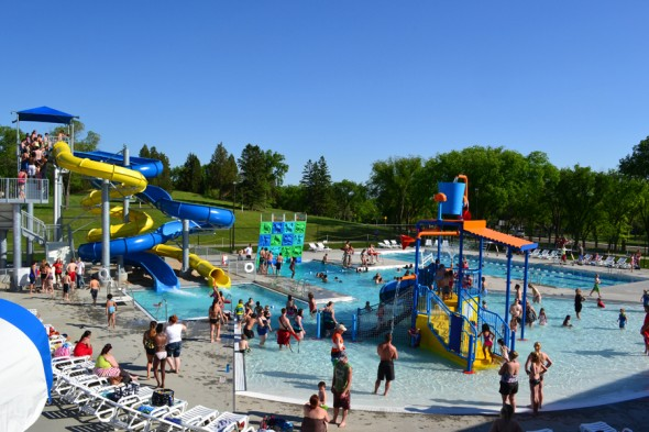 Swimming Pools Outdoor Bismarck Parks Recreation
