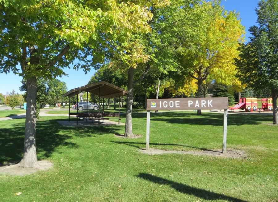 2016 Igoe Park