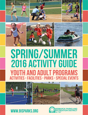 2016 Spring Summer Activity Guide-Cover