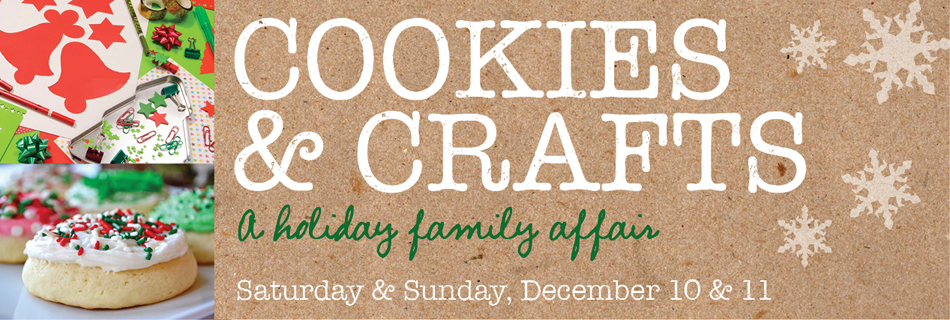 Cookies and Crafts Slider 2016