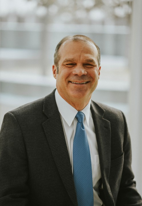 Headshot of Dr. Steve Chuppe
