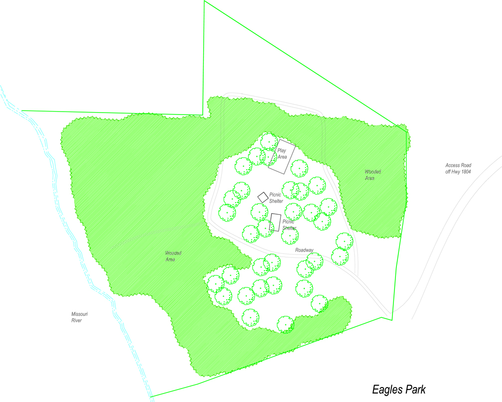Eagles Park -MAP 2016