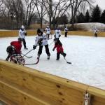 Jaycee Centennial Park Hockey Rink