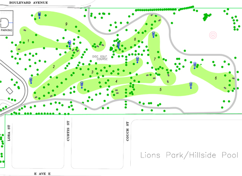 Lions-Hillside-Park-disc-golf