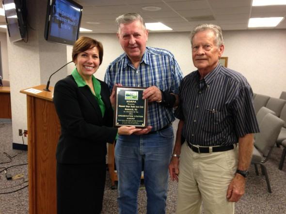 Organization Citation Award Missouri Slope Model Aero Club 2014